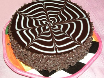 Ambrosia Chocolate Torte